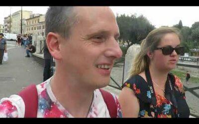 Vlog #8 : Rome dag 1!