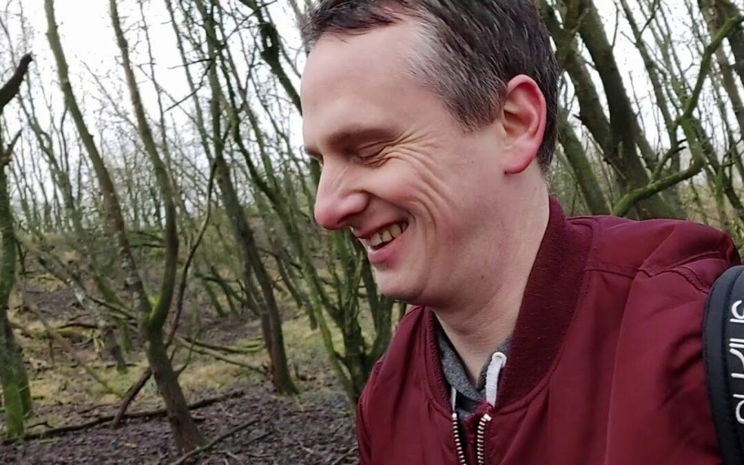 Vlog #13 Aan de wandel